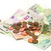 Pound Sterling Cash Change