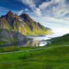 Nordic Landscape Wallpaper 1920x1080